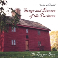 The Beggar Boys | Salem's Musick - Songs and Dances of the Puritans