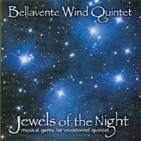 Bellavente Wind Quintet | Jewels of the Night
