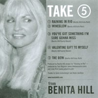 Benita Hill | Take Five