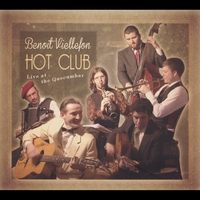 Benoit Viellefon Hot Club | Live At the Quecumbar