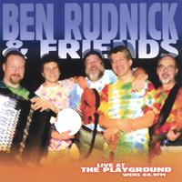 Ben Rudnick and Friends | Live At The Playground WERS 88.9FM