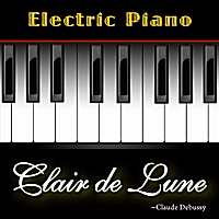 Bernard Andrew | Clair de Lune on Electric Piano from World's Greatest Pieces Played on the World's Greatest Pianos