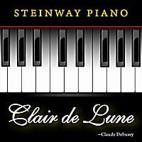 Bernard Andrew | Claude Debussy: Clair de Lune (On a Steinway Piano)