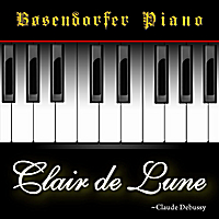 Bernard Andrew | Claude Debussy: Clair de Lune on a Bosendorfer Piano from World's Greatest Pieces Played on the World's Greatest Pianos