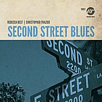 Rebecca Best & Christopher Frazier | Second Street Blues - Single