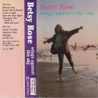 Betsy Rose | Wings Against the Sky