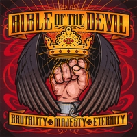 Bible Of The Devil | Brutality Majesty Eternity