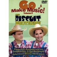 The Biscuit Brothers | Go Make Music DVD Vol.2