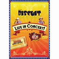 The Biscuit Brothers | The Biscuit Brothers Live in Concert DVD