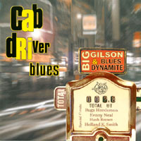 Big Gilson | Cab Driver Blues