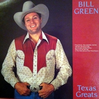 Bill Green | Texas Greats