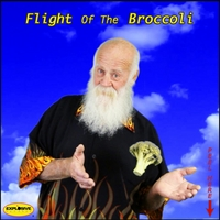 Bill Stumuk Nugent | Flight of the Broccoli