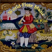 Bill Webb | World Flute Music