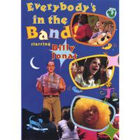 Billy Jonas | Everybody's In The Band-VHS
