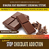 Binaural Beat Brainwave Subliminal Systems | Stop Chocolate Addiction