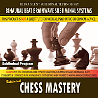 Binaural Beat Brainwave Subliminal Systems | Subliminal Chess Mastery