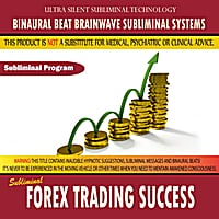 Binaural Beat Brainwave Subliminal Systems | Forex Trading Success