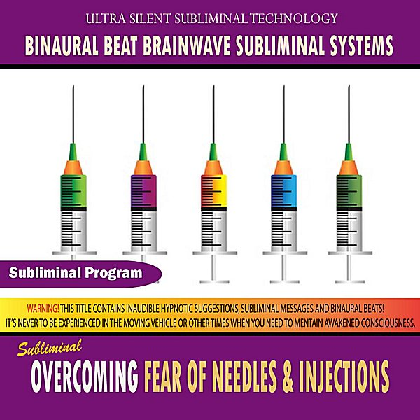 overcoming my needle fear Fight the phobia fear of needles can be conquered  and syringes and lancets, oh my for many people with diabetes, the fear,  needle phobia is not to be taken .
