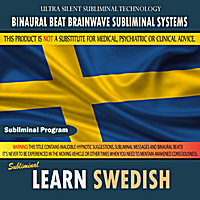 Binaural Beat Brainwave Subliminal Systems | Learn Swedish