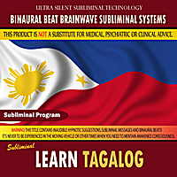 Binaural Beat Brainwave Subliminal Systems | Learn Tagalog