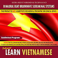 Binaural Beat Brainwave Subliminal Systems | Learn Vietnamese