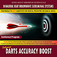Binaural Beat Brainwave Subliminal Systems | Darts Accuracy Boost