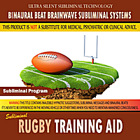 Binaural Beat Brainwave Subliminal Systems | Rugby Training Aid