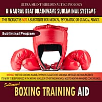 Binaural Beat Brainwave Subliminal Systems | Boxing Training Aid