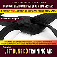 Binaural Beat Brainwave Subliminal Systems | Jeet Kune Do Training Aid