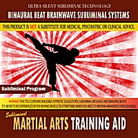Binaural Beat Brainwave Subliminal Systems | Martial Arts Training Aid
