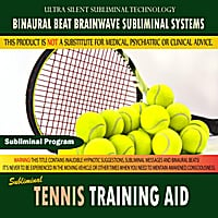 Binaural Beat Brainwave Subliminal Systems | Tennis Training Aid