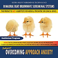 Binaural Beat Brainwave Subliminal Systems | Overcoming Approach Anxiety