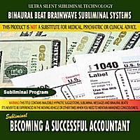 Binaural Beat Brainwave Subliminal Systems | Becoming a Successful Accountant
