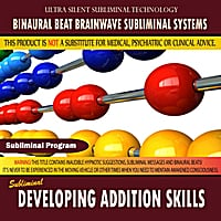 Binaural Beat Brainwave Subliminal Systems | Developing Addition Skills