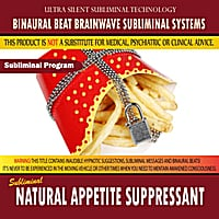 Binaural Beat Brainwave Subliminal Systems | Natural Appetite Suppressant