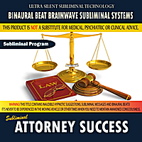 Binaural Beat Brainwave Subliminal Systems | Attorney Success