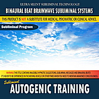 Binaural Beat Brainwave Subliminal Systems | Autogenic Training