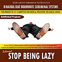 Binaural Beat Brainwave Subliminal Systems | Stop Being Lazy