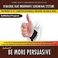 Binaural Beat Brainwave Subliminal Systems | Be More Persuasive