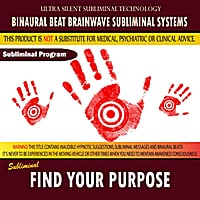 Binaural Beat Brainwave Subliminal Systems | Find Your Purpose