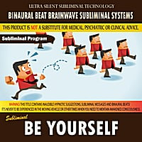Binaural Beat Brainwave Subliminal Systems | Be Yourself
