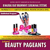 Binaural Beat Brainwave Subliminal Systems | Beauty Pageants