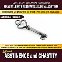 Binaural Beat Brainwave Subliminal Systems | Abstinence and Chastity