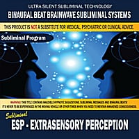 Binaural Beat Brainwave Subliminal Systems | Esp - Extrasensory Perception