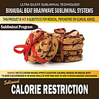 Binaural Beat Brainwave Subliminal Systems | Calorie Restriction