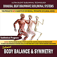 Binaural Beat Brainwave Subliminal Systems | Body Balance & Symmetry