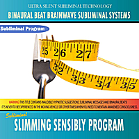 Binaural Beat Brainwave Subliminal Systems | Slimming Sensibly Program - Binaural Beat Brainwave Subliminal Systems