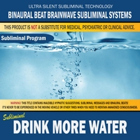 Binaural Beat Brainwave Subliminal Systems | Drink More Water