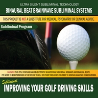 Binaural Beat Brainwave Subliminal Systems | Improving Your Golf Driving Skills