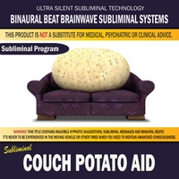 Binaural Beat Brainwave Subliminal Systems | Couch Potato Aid